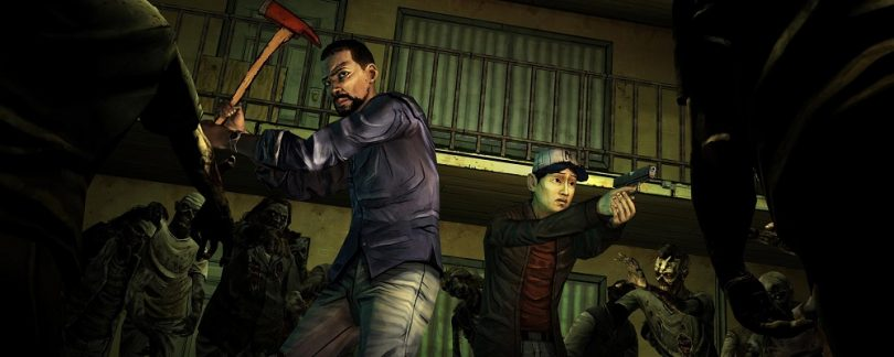 Video Game Review The Walking Dead First Season